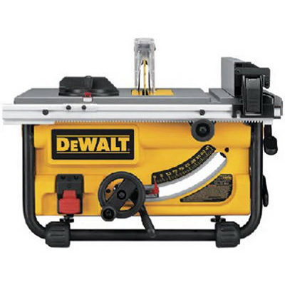 DEWALT DWE7480 10-Inch Table Saw Review