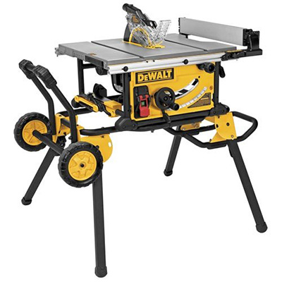 DEWALT DWE7491RS 10-Inch Compact Table Saw Review