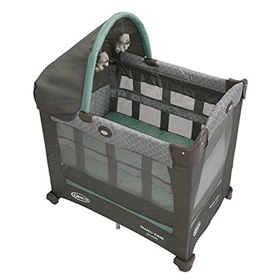 Graco Travel Lite Crib with Stages Review