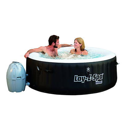 Bestway SaluSpa Miami Inflatable Hot Tub Review