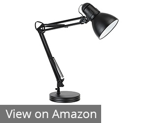 Globe Electric Desk Lamp Review