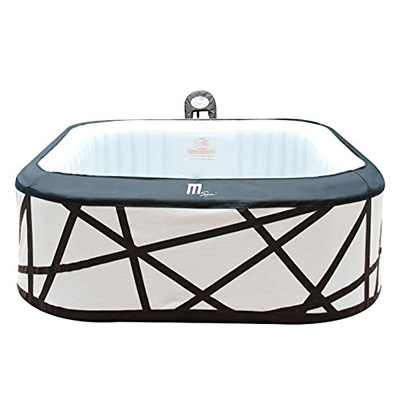 M-SPA Soho Outdoor Spa Review