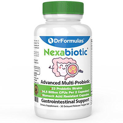 Nexabiotic Multi Probiotics Review
