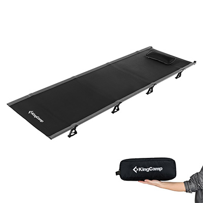 KingCamp Compact Ultralight Folding Tent Cot Review