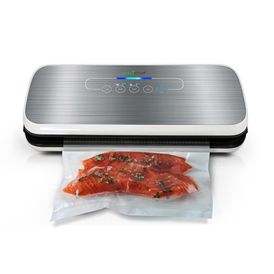 NutriChef Silver Vacuum Sealer Review