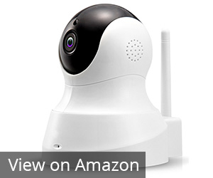 Tenvis WH-TH661 HD Wireless IP Camera Review