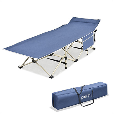 Purenity Camping Stable Portable Cot Review