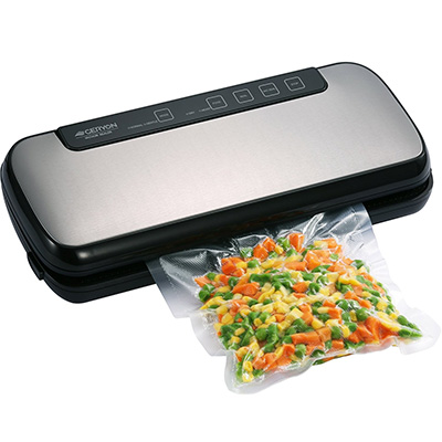 Geryon Silver Vacuum Sealer Machine Review