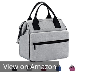 Srise Lunch Box Insulated Lunch Bag for Men & Women Review