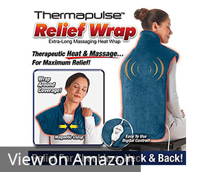 ACA New! Thermapulse Relief Wrap Review