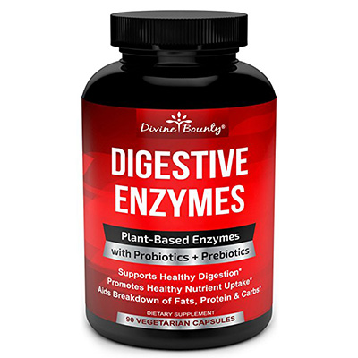 Digestive Enzymes with Probiotics & Prebiotics Review