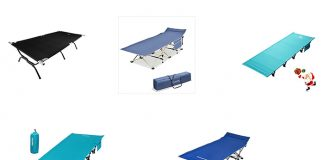 Best Folding Camping Cot Review
