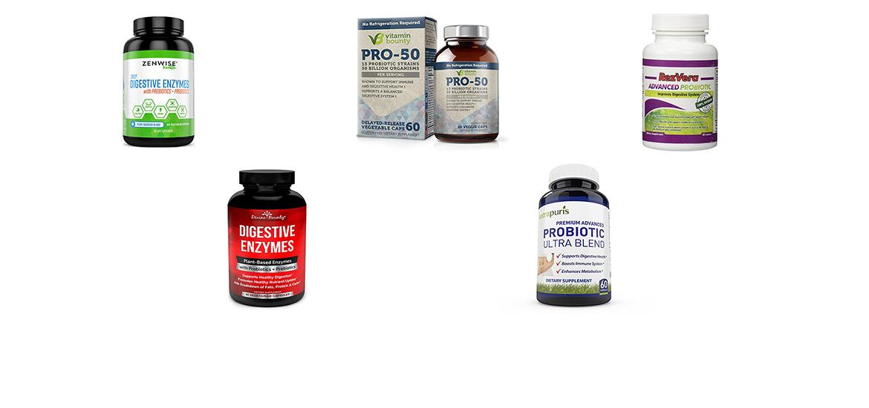 Best Probiotics For IBS Reviews