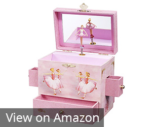 3. Enchantmints Ballerina Jewelry Box Review