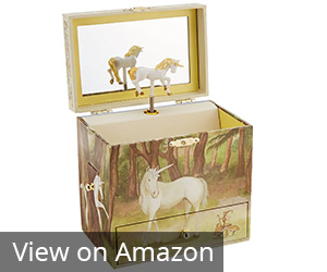 7. Enchantmints Unicorn Jewelry Box Review