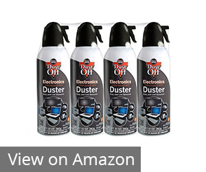 3. Falcon Compressed Gas Cleaning Duster Review