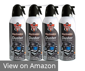 1. Dust-Off Compressed Gas Duster