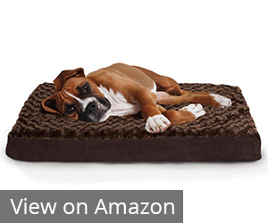 5. FurHaven Deluxe Orthopedic Pet Bed Review