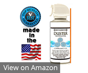 5. Best-Elements Non-toxic Air Duster Can Cleaner Review