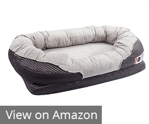7. BarksBar Orthopedic Dog Bed Review