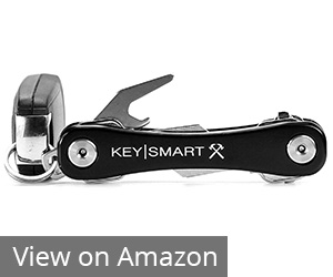 8. KeySmart Rugged Multi-Tool Key Holder