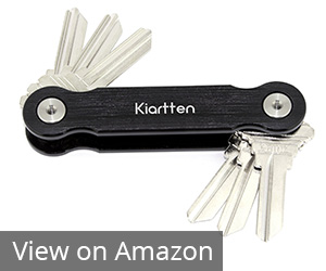 7. Kiartten Key Holder Organizer