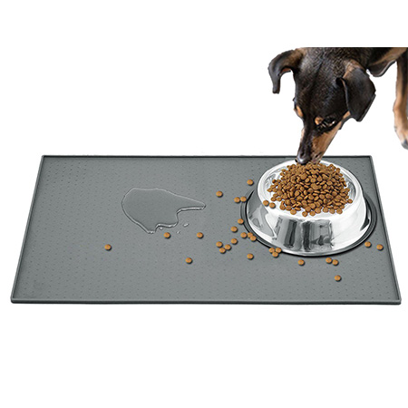 Top 10 Best Large Dog Food Mats In 2019 Warmreviews