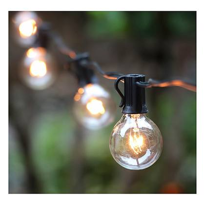 6. Brightown 50ft String Lights