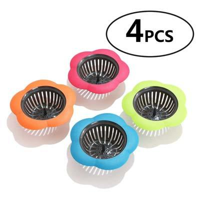 Betwoo Plastic Strainer-4 per Set