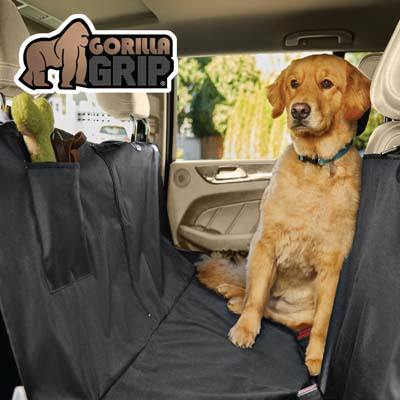 Gorilla Grip Seat Dog Cover