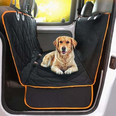 Doggie World Seat Dog Cover