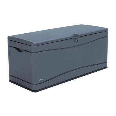 Lifetime 60298 Heavy Duty Outdoor Storage Deck Box, 130