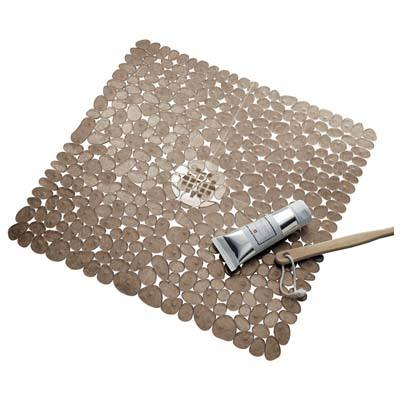 InterDesign Pebblz Non-Slip Bath Mat
