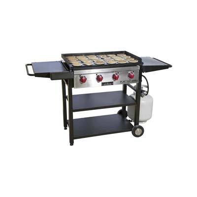 Camp Chef FTG600 2-in-1 Cooking Grill and Griddle