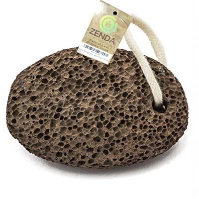 Zenda Naturals Pumice Stone for Foot