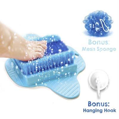 Product Choices Foot Scrubber