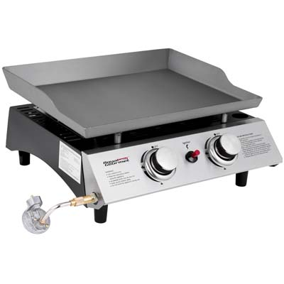 Royal Gourmet Pd1201 2 Burner Propane Gas Grill Griddle