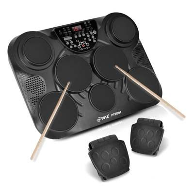 6. PylePro Portable Drums Review