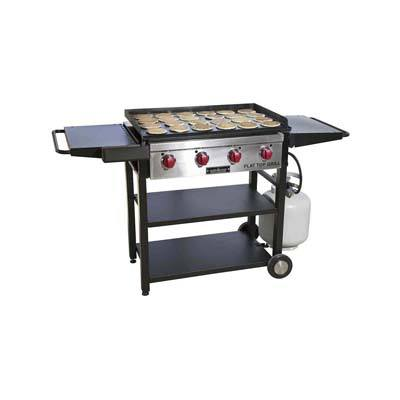 8. Camp Chef 600 (FTG600)Flat Top Grill