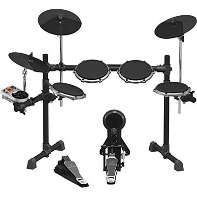 10. Behringer Electronic Drum Set Review