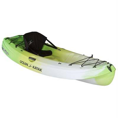 8. Ocean Kayak Frenzy One Person Recreational Review