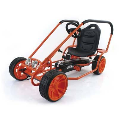 3. Hauck Thunder Pedal Kart Review
