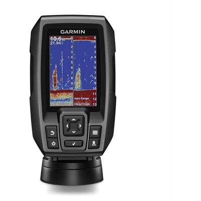 7. Garmin 4Striker with the Transducer of GPS Fishfinder 3.5 Reviws