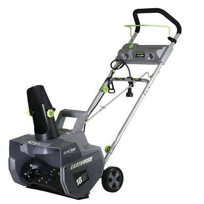 9 Earthwise Electric Corded Snow Thrower