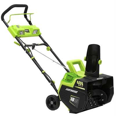 5 Earthwise Electric Snow Thrower