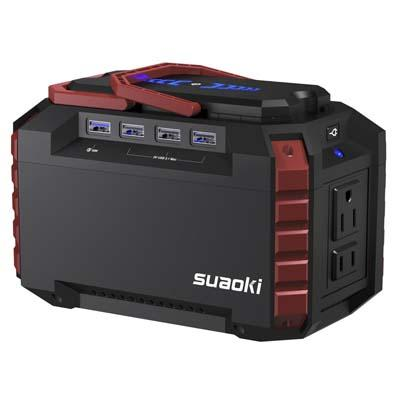 SUAOKI 150Wh Portable Power Station