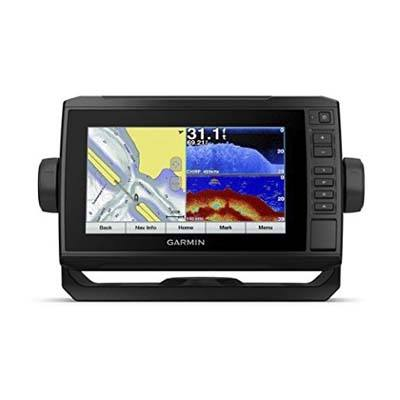8. Garmin ECHOMAP73cv Plus with the Transducer of Keyed Assist Touchscreen 7 Review
