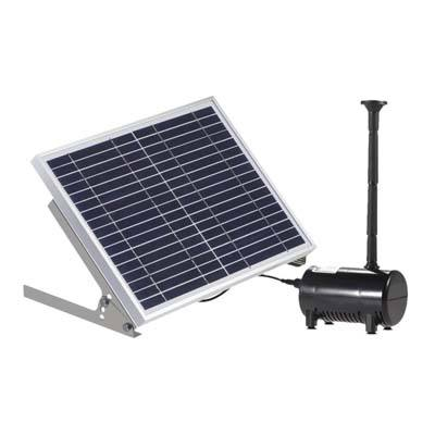 Lewisia 10W Solar Water Pump Kit