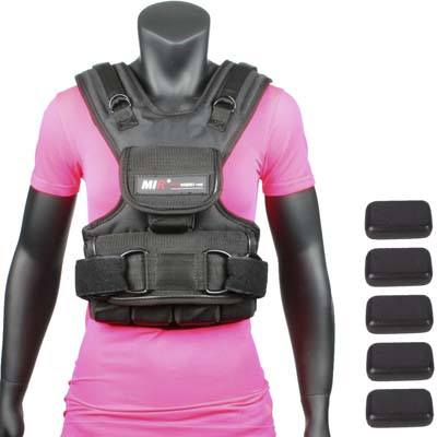 Mir Womens Weighted Vest (10lbs - 50lbs)