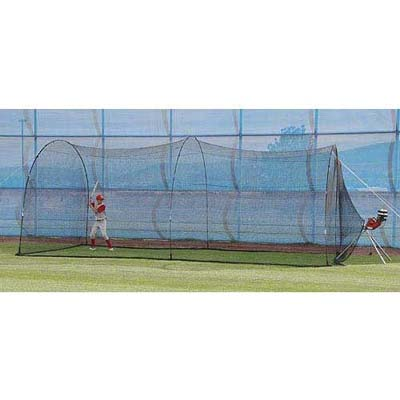 3. Heater Sports PowerAlley Baseball Batting Cage